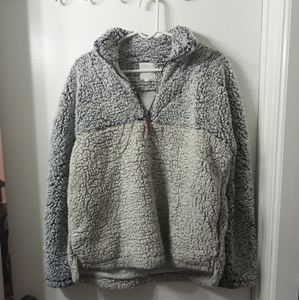 Thread and Supply Sherpa pullover
